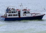 Laivas BRIZO Juroje